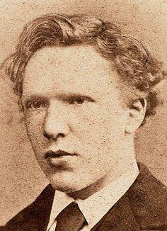 Vincent van Gogh 1873 20 y-o