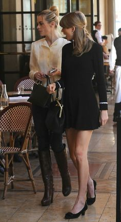 Taylor Swift + Jaime King out for lunch in Beverly Hills 1.20.14