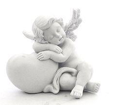 Loves Child Angel Cupid Home Decor Cherub Statue Baby Sculpture Figurine 728337 Cherub Tattoo, Angel Theme, Love Statue, Angel Artwork, Angel Sculpture, Angel Drawing, Beautiful Fantasy Art, Angel Statues, Cute Clay