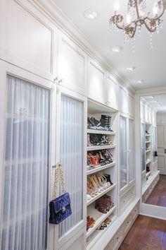 W Design - closets - walk-in closet
