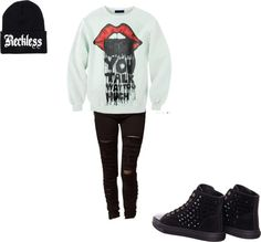 """""""Untitled #281"""" by deadly-dreamer ❤ liked on Polyvore"""
