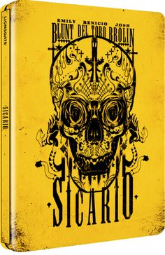Sicario - Limited Edtion Steelbook