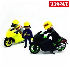 27.45$  Buy now - https://alitems.com/g/1e8d114494b01f4c715516525dc3e8/?i=5&ulp=https%3A%2F%2Fwww.aliexpress.com%2Fitem%2FOriginal-Playmobil-Summer-Fun-City-Life-2-Motorcycle-Racing-3-Figures-Set-kids-Action-Figure-Toys%2F32789551663.html - Original Playmobil Summer Fun City Life 2 Motorcycle Racing + 3 Figures Set kids Action Figure Toys Gift 27.45$