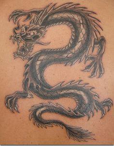 dragon tatttoo ideas