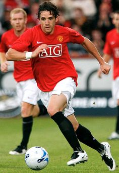 Owen Hargreaves - Manchester United