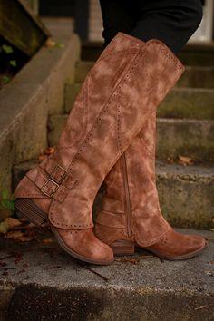 39485e36e12 Blaire Knee High Boot in Brown