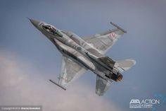 Polish Air Force Lockheed-Martin F-16C Block 52+ Fighting Falcon