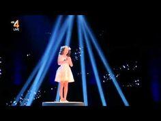 Ave Maria - a menina holandesa de 9 anos 'arrasou' de novo...