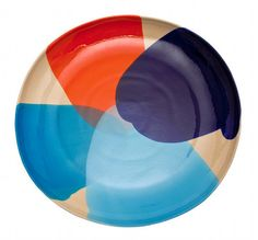 dishware at Liberty, via Design*Sponge