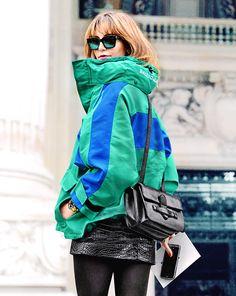#EceSukan at #chanel #pfw17 #hautecouture #ss2017 #fashion
