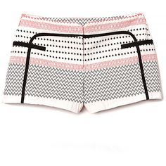 Must-Have Affordable Printed Shorts WhoWhatWear featuring and polyvore,