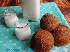 Moje Małe Czarowanie: Jak zrobic mleko kokosowe?