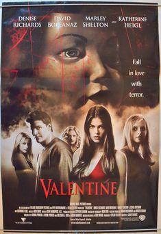 Horror Movie Posters, Original Movie Posters, Cinema Posters, Horror Movies, Film Posters, David Boreanaz, Sean Faris, Jessica Capshaw, Jensen Ackles Supernatural