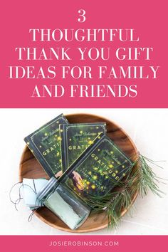 Beautiful and thoughtful gratitude gift ideas for family and friends to show how much you appreciate them. #gratitude #giftideas #thankyougifts Gratitude Jar, Practice Gratitude, Grateful Heart, Thank You Gifts, Friends Family, Gift Ideas, Thoughts, Beautiful, Thank You Presents