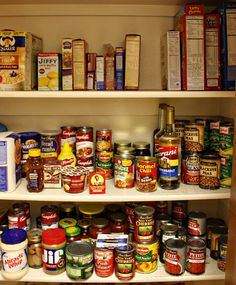 FoodBasics101: Organizing A Food Pantry