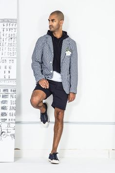 Engineered Garments Spring 2017 Menswear collection.