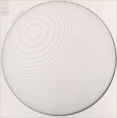 LP First issued in Japan Design Eiko Ishioka - Yoshio Nakanishi / Sacred Geometry Geometry Shape, Geometry Pattern, Sacred Geometry, Shape Design, Art Design, Graphic Design, Eiko Ishioka, Album Cover Design, Layout