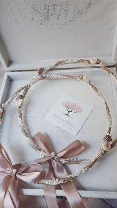 Cheap Wedding Flowers, Wedding Wreaths, Flower Crown Wedding, Wedding Decorations, Wedding Crowns, Flower Crowns, Greek Wedding, Wedding Story, Boho Wedding
