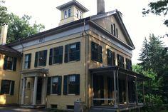 Emily Dickinson. Amherst, MA