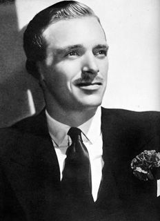 "Douglas Fairbanks Jr. ""I was only saying to the Queen the other day how I hate name dropping..."" I love him!"