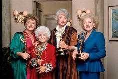 With this handy reference guide, those reruns will be twice as funny.  11 Golden Girls References Explained for Younger Viewers | Mental Floss