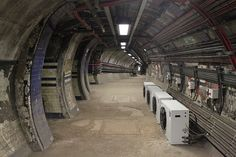 Abandoned London Underground: Euston Tube Station's Abandoned Northern Line Lift Passages