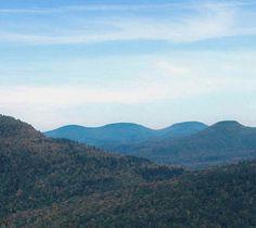 Overlook Mountain  Woodstock NY - it needs to be in my backyard.