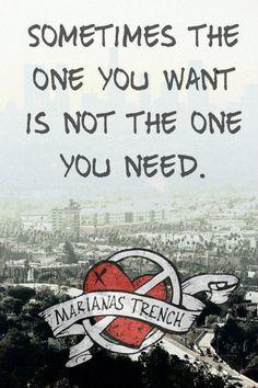 44 Best Marianas Trench Lyrics images | Marianas trench ...