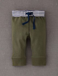 Essential Jersey Trousers by Boden