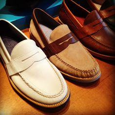 Great loafers from Cole Haan! These can be dressed up or down to complement your outfit and occasion!