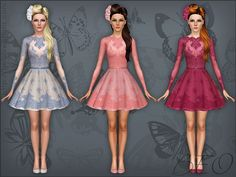 You searched for Dress - Page 6 of 205 - Sims 3 Downloads CC Caboodle