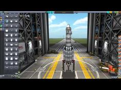 """""""Kerbal Space Program. KSP is a game where the players create and manage their own space program. Build spacecraft, fly them, and try to help the Kerbals to fulfill their ultimate mission of conquering space."""""""