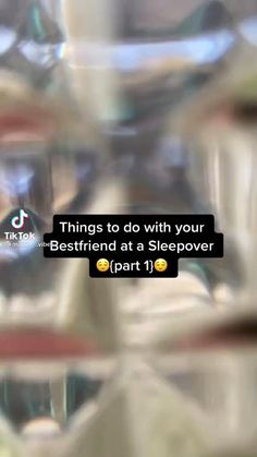 Things To Do At A Sleepover, Fun Sleepover Ideas, Crazy Things To Do With Friends, Sleepover Activities, Fun Things, Best Friend Bucket List, Best Friend Goals, Best Friend Quotes, Bff Goals