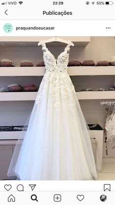 71b6b7e6c91a Formal Dresses, Wedding Dresses, Lace Weddings, Fashion, Bride Dresses,  Moda,