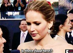 GIFs of Jennifer Lawrence Being Awesome