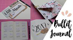 Bullet Journal 2017 ¿Cómo enpezar? Decoración primeras páginas y registr...