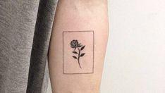 36 Minimalist tattoos ideas you must see - Ninja Cosmico