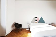 Scandinavian Headboards by Marie-Pier Guilmain and Maud Beauchamp - http://www.decorationarch.com/interior-design-ideas/scandinavian-headboards-by-marie-pier-guilmain-and-maud-beauchamp.html