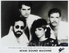The Miami Sound Machine 1985