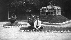 House of David Eden Springs Park - Miniature Houses - Benton Harbor Michigan House Of David, Benton Harbor, Miniature Houses, My Childhood, Past, Michigan, Memories, Vintage, Memoirs