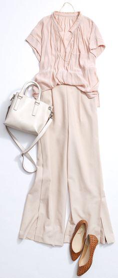 This week's lesson: Wide pants style this summer (Lumine Ikebukuro) | LUMINE MAGAZINE
