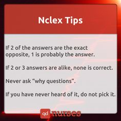 Pass the NCLEX the first time with these top ten strategy tips. No one wants to…