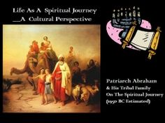 In the Biblical chronology, the early wonderings of Abraham's family (estimated at 1950 BC) is preserved through the lives of Abraham's descendent,...