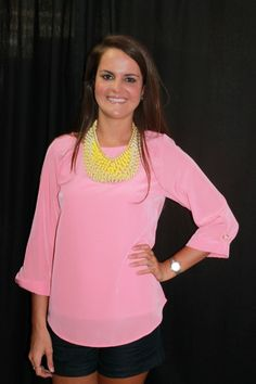 Paradise Island Top (Pink) - Amour Boutique