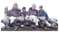 Duck/Goose Hunt Packages