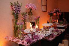 decoração - casamento clássico