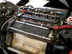 BMW Turbo 1300HP Megatron 1500cc Formula 1 Engine