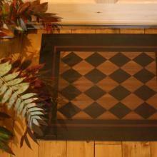 2' X 3' Primed Canvas Floorcloth Blank Heavy #8 (18 oz)