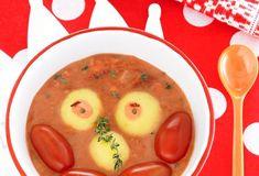 Mild-cremige Tomatensauce mit Mini Knödel » Einfach Lecker » Rezeptideen für jeden Tag » Rezeptideen für jeden Tag