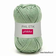 Phildar Phil Etik Kaktus zachtgroen